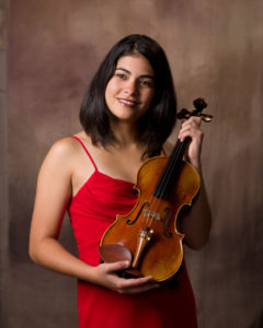 Silvia Suarez Violin
